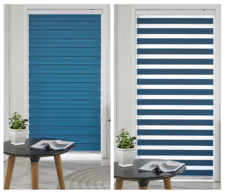 Zebra Blinds Curtains Hut